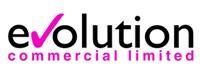 logo evolution commercial